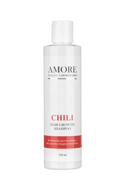 перцовый шампунь для роста волос amore